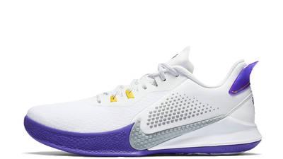 Nike Mamba Fury Lakers Home