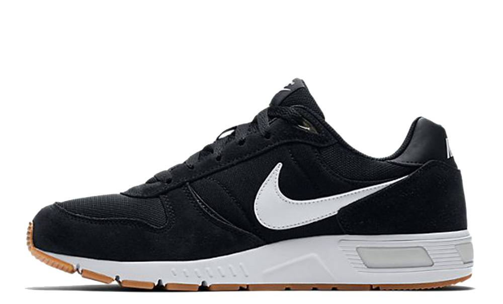 milagro Ciudadanía Megalópolis  Nike Nightgazer Black White | Where To Buy | 644402-006 | The Sole Supplier