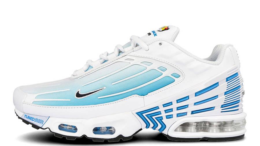 Nike TN Air Max Plus 3 Light Blue White