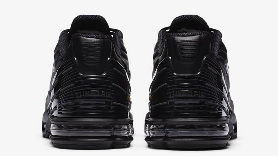 Nike TN Air Max Plus 3 Triple Black   Where To Buy   CK6716-001 ...