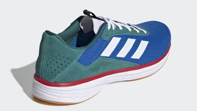 Noah x adidas SL20 Blue Green Back