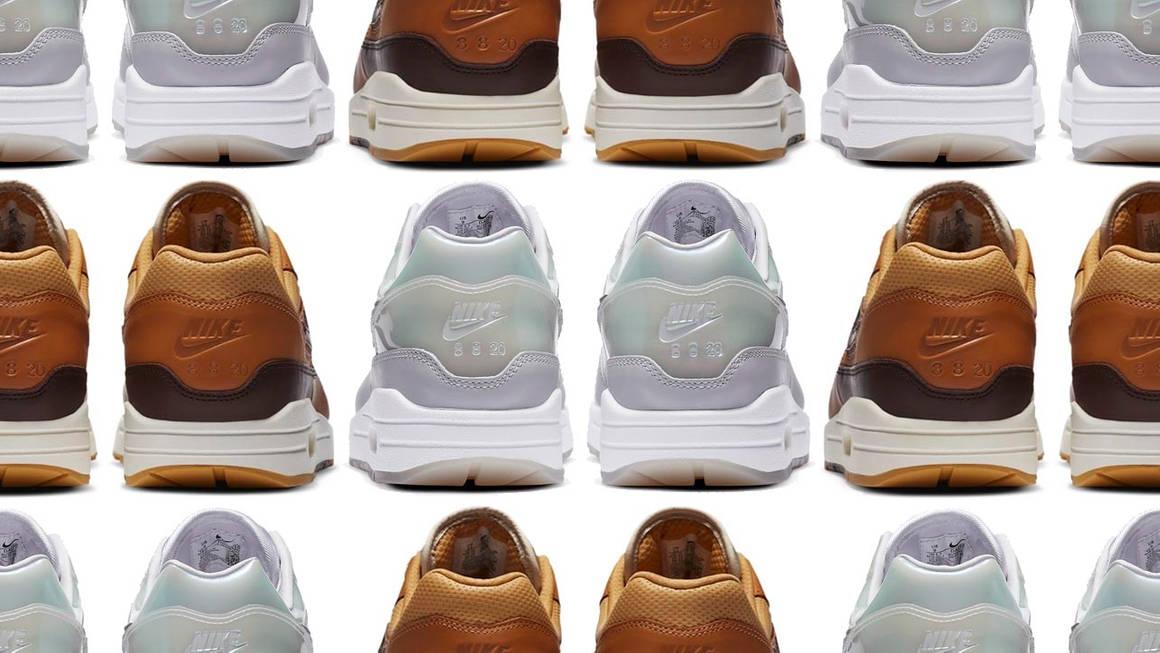 Tormento posterior cesar  The Nike Air Max 1