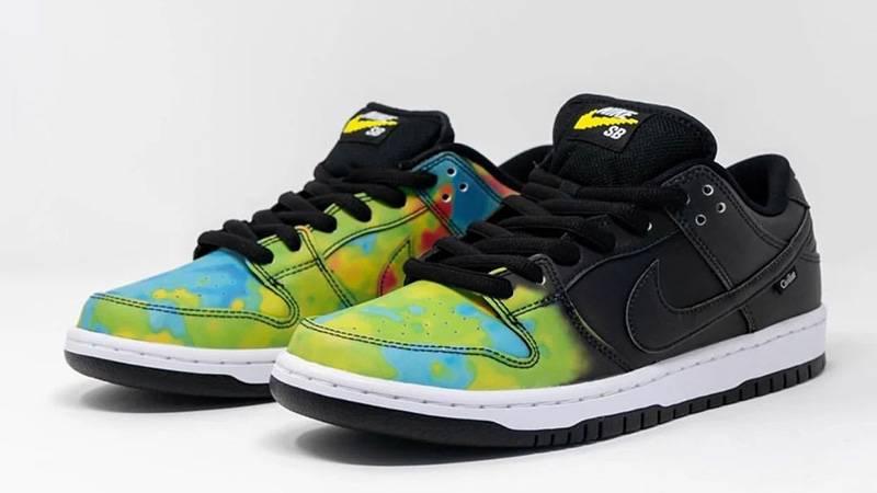 Civilist x Nike SB Dunk Low Thermography