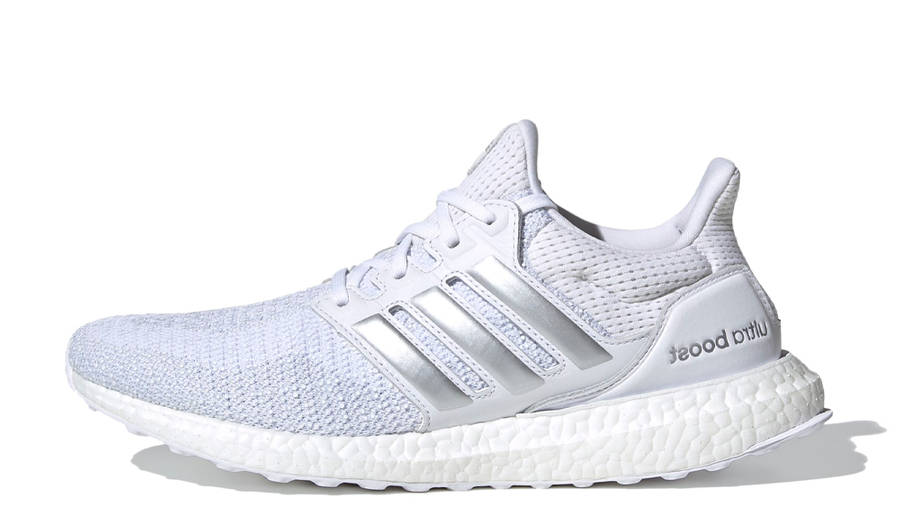 adidas Ultra Boost DNA Cloud White Silver Metallic | Where To Buy ...