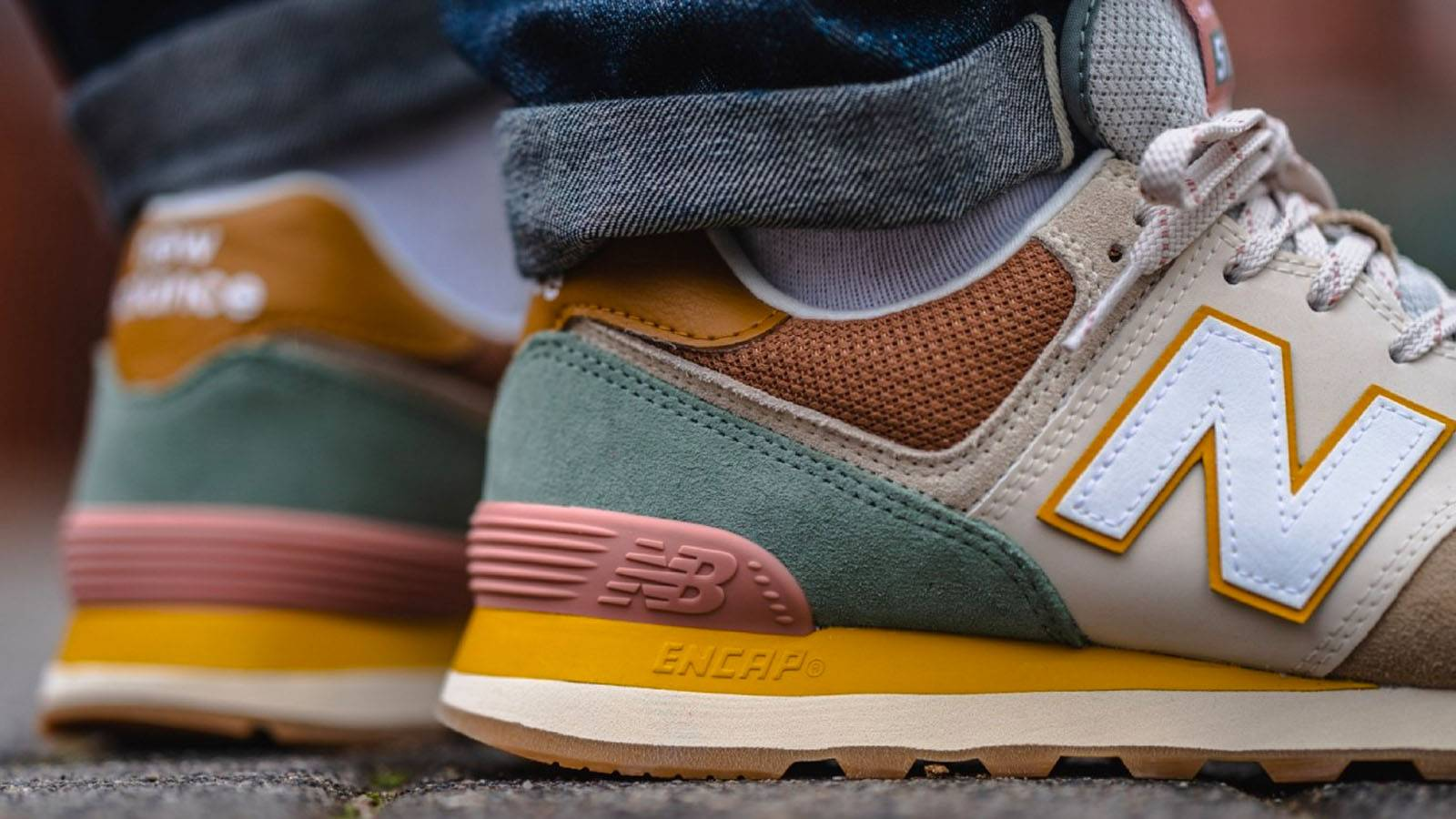 How Does The New Balance 574 Fit And Is