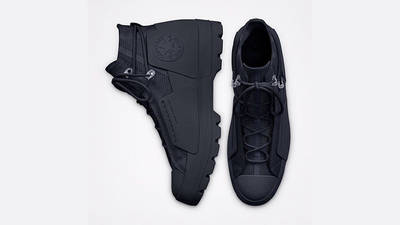 A COLD WALL X Converse Lugged Hi Black middle