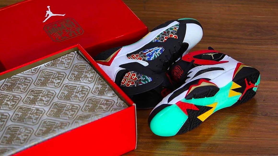 """Air Jordan 7 GC """"Chile Red"""""""