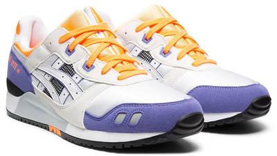ASICS GEL-Lyte 3 OG Orange Purple 1191A266-102 front