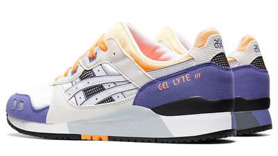 ASICS GEL-Lyte 3 OG Orange Purple 1191A266-102 side