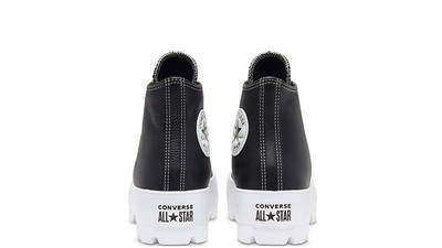 Converse Chuck Taylor All Star Lugged Winter High Top Black White 567164C back