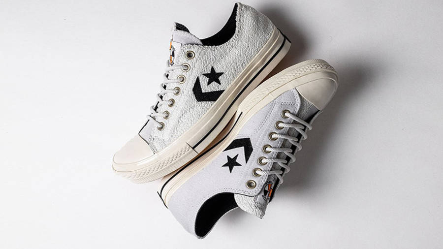 Converse Ox Star Player Reverse Terry Lunar Rock 168754C lifestyle