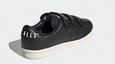 Human Made x adidas UNOFCL Black White FZ1712 back