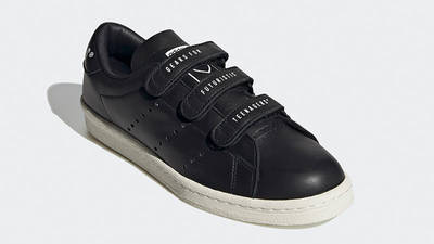 Human Made x adidas UNOFCL Black White FZ1712 front