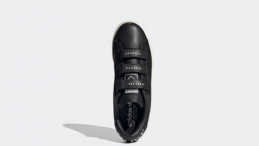 Human Made x adidas UNOFCL Black White FZ1712 middle