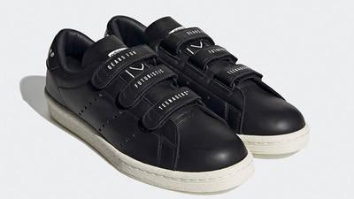 Human Made x adidas UNOFCL Black White FZ1712 side