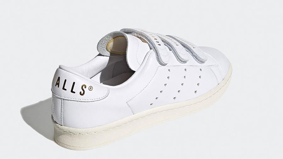 Human Made x adidas UNOFCL White FZ1711 back