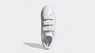 Human Made x adidas UNOFCL White FZ1711 middle