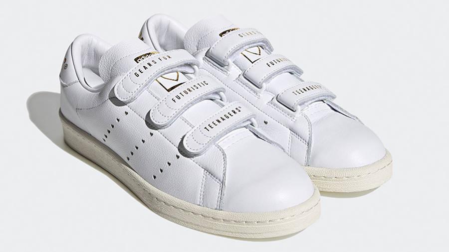 Human Made x adidas UNOFCL White FZ1711 side