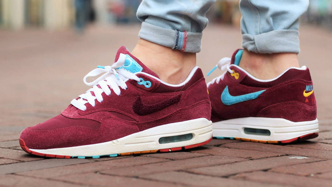 Ondular eslogan Por ahí  The 25 Best Nike Air Max 1 (AM1) Colorways of All Time | The Sole Supplier