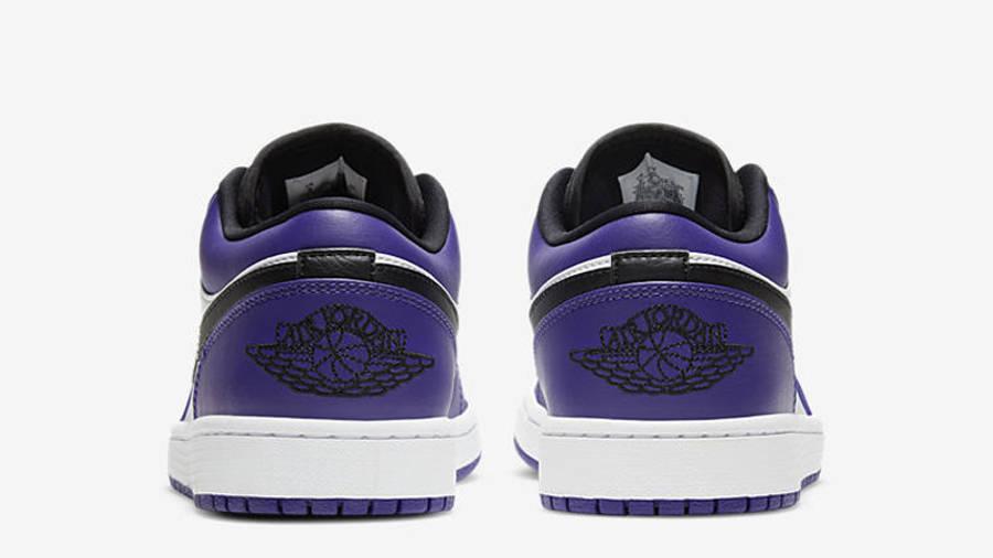 jordan 1 purple low