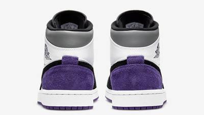 Air Jordan 1 Mid SE 'Varsity Purple'