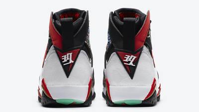 Jordan 7 GC Chile Red Back