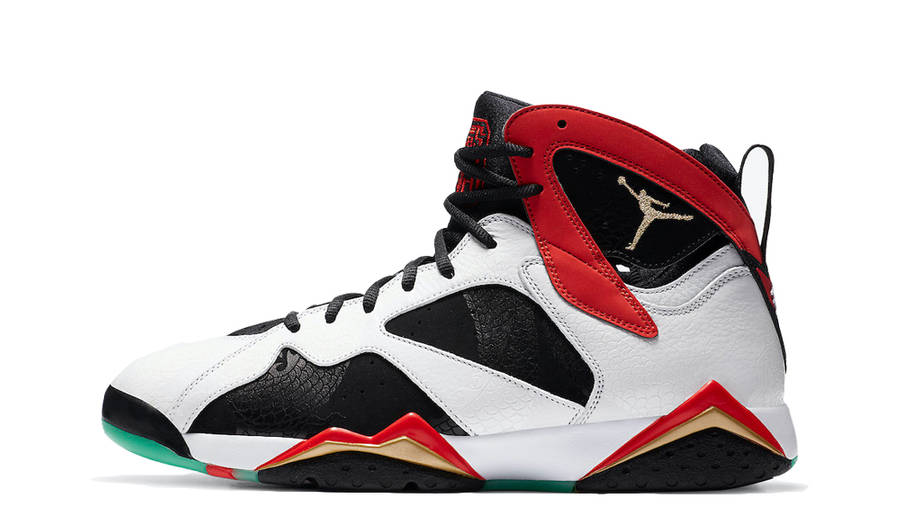 Jordan 7 GC Chile Red