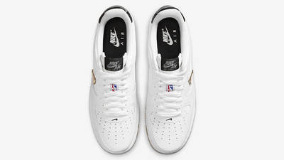 Nike Air Force 1 07 LV8 NBA White Middle