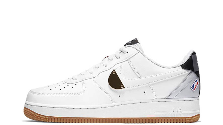 Nike Air Force 1 07 LV8 NBA White
