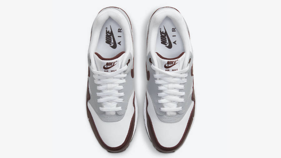 Nike Air Max 1 Brown Leather Middle