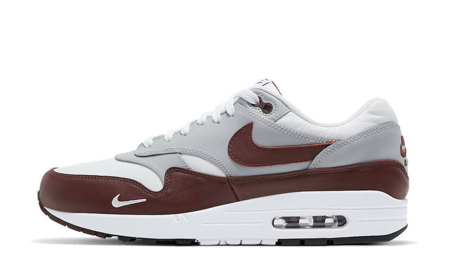 Nike Air Max 1 Brown Leather