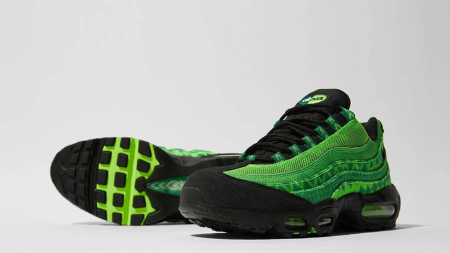 Nike Air Max 95 Naija   Where To Buy   CW2360-300   The Sole Supplier
