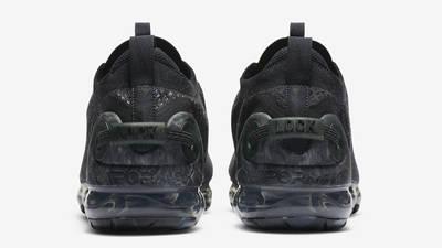 Nike Air VaporMax 2020 Flyknit Dark Grey Back