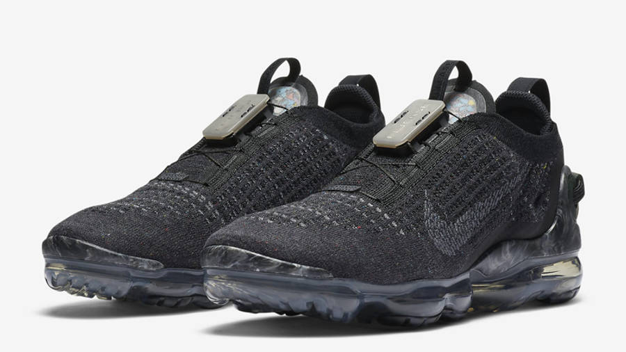 Nike Air VaporMax 2020 Flyknit Dark Grey Front