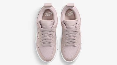 Nike Dunk Low Disrupt Dusty Pink Middle