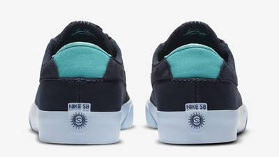 Nike SB Shane T Blue Flame Pack Dark Obsidian Back