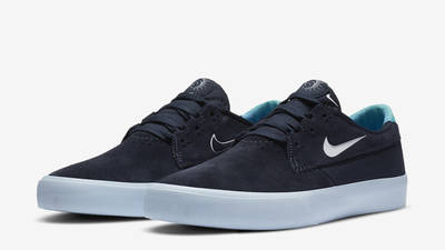 Nike SB Shane T Blue Flame Pack Dark Obsidian Front