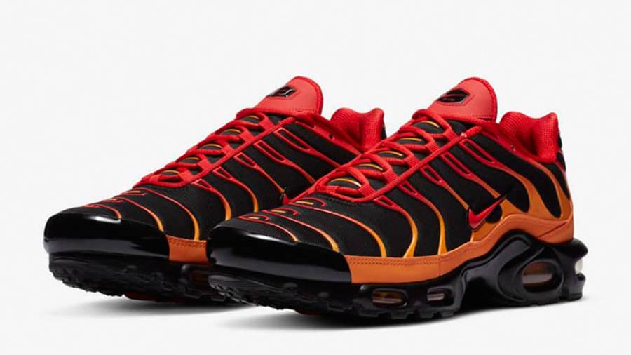 Nike TN Air Max Plus Lava DA1514-001 front