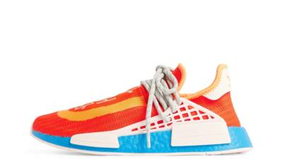 nmd adidas white and orange