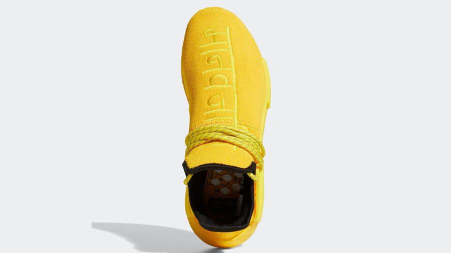 Pharrell x adidas NMD Hu Yellow Middle