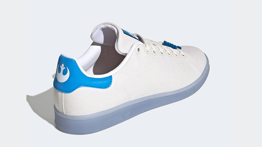 Star Wars adidas Stan Smith Luke Skywalker FX9306 back
