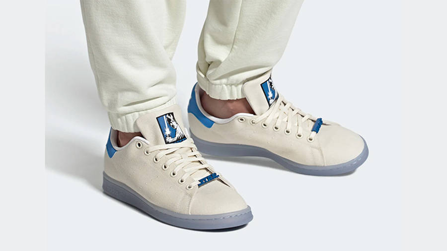 Star Wars adidas Stan Smith Luke Skywalker FX9306 on foot