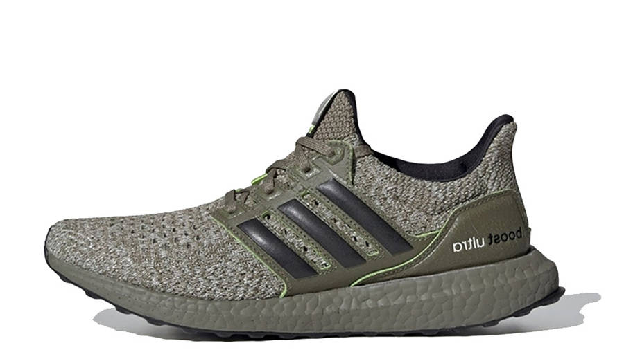 lapso diagonal Hacer un nombre  Star Wars x adidas Ultra Boost DNA Yoda | Where To Buy | FY3496 | The Sole  Supplier