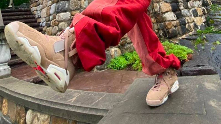 Travis Scott x Jordan 6 British Khaki | Raffles & Where To Buy ...
