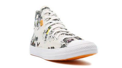 Union x Converse Chuck Taylor All Star High Top White Multi Front