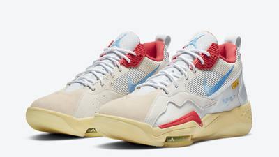 Union x Jordan Zoom 92 Guava Front