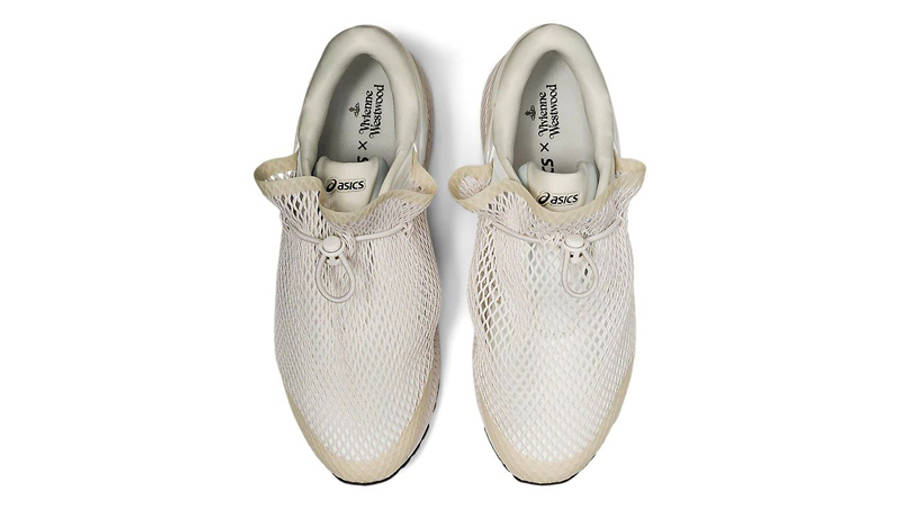 Vivienne Westwood x ASICS Gel-kayano 26 Birch White Middle