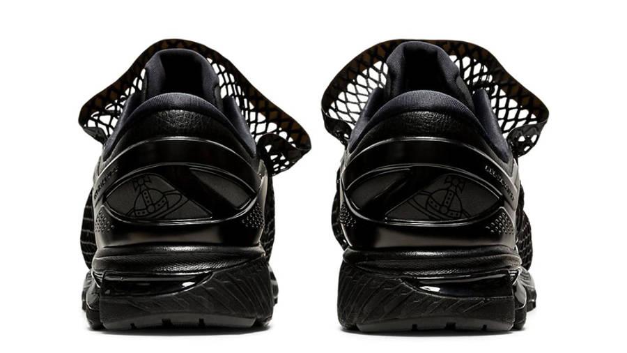 Vivienne Westwood x ASICS Gel-kayano 26 Black Back