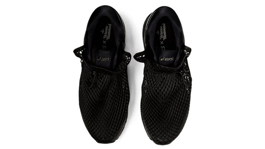 Vivienne Westwood x ASICS Gel-kayano 26 Black Middle