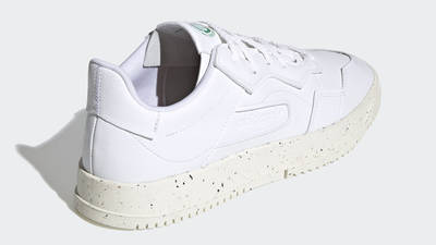 adidas SC Premiere Clean Classics Cloud White Back